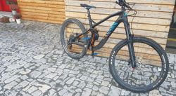 CANYON STRIVE CF7 - L - 2017