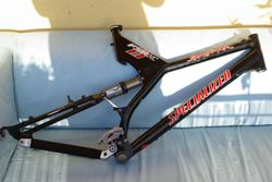 RETRO RAM SPECIALIZED Stumpjumper FSR XC Pro!!!! 1999
