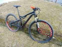 Specialized Epic S-Works vel. M 1 x 11