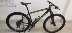 Kolo Specialized Epic + kola Roval SL