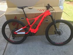 In Box Specialized Turbo Levo Comp Carbon 2019
