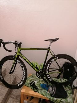 Cannondale SuperSix hi-mod Carbon 56