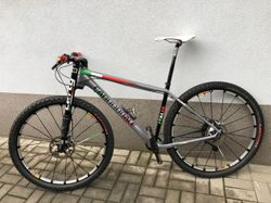 Cannondale Flash, carbon, Lefty, Crossmax SLR, 9,5kg