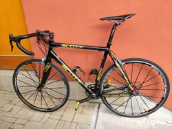 Scott CR1-carbon-Campagnolo Record