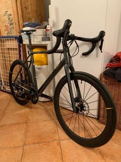 Merida mission CX 700 2020, Shimano ultegra, mavic cosmic pro carbon ust, 65 000