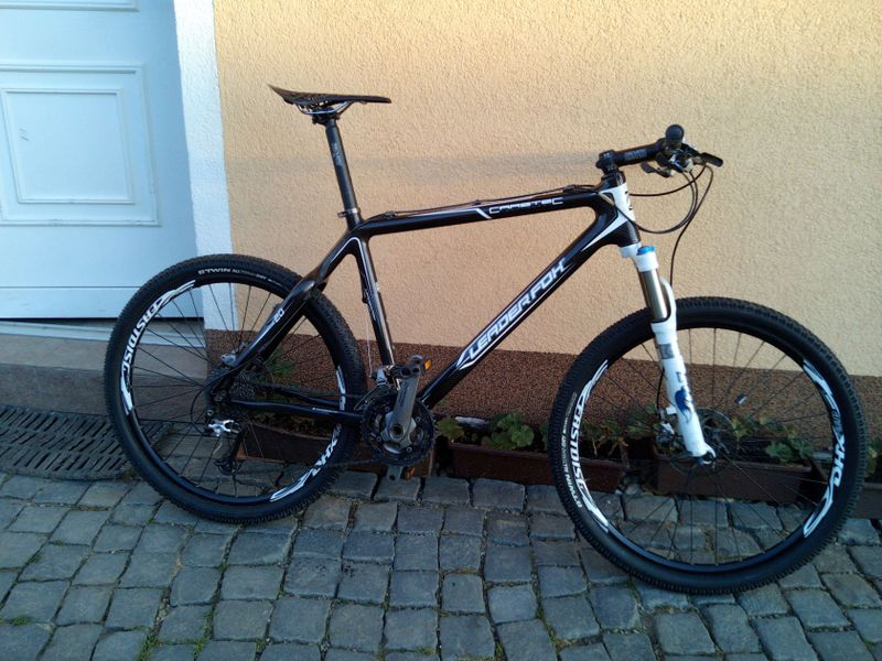 Leader Fox Carbtec Carbon