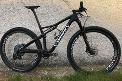 S-works Epic XX1 eagle AXS, Quarq