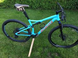Specialized Epic Comp 29 GLOSS LIGHT BLUE / ROCKET RED - L ROK ZÁRUKA