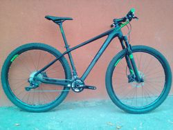 MTB Cube Reaction GTC Carbon 29""