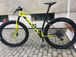 HORSKÉ KOLO SCOTT SCALE RC 900 WORLD CUP AXS