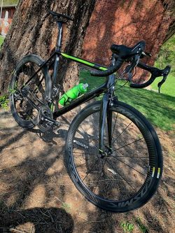 Cannondale Supersix EVO Carbon + Campagnolo