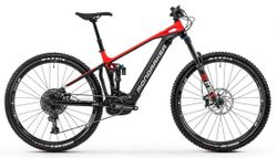 MONDRAKER CRAFTY R 29 (2020) vel L. (175 - 187 cm) Bosch Performance Line G4 CX / PowerTube 625Wh