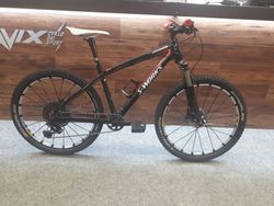 "Specialized S-Works Stumjumper HT vel. S, 12-kolo Eagle,Crossmax SL 26""- ultra lehké, najeto 500 Km!"