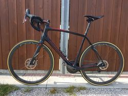 Specialized Roubaix S-Works 2014 SRAM RED Compact (vel. 58)