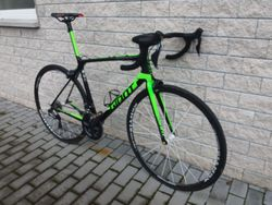 GIANT TCR Advanced SL 1 Carbon - Shimano Ultegra Di2 !!!JAKO NOVÉ!!!