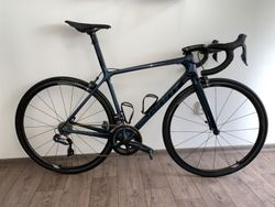 Prodám GIANT TCR Advanced SL, Shimano Ultegra Di2