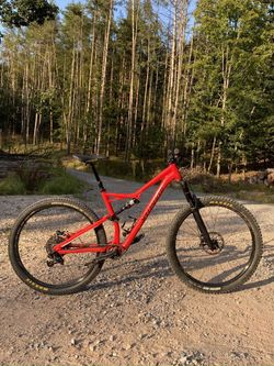 "SPECIALIZED STUMPJUMPER COMP 29"" 2017 VEL. L"