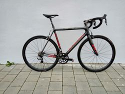 Canonndale Supersix Evo Dura Ace di2 - TOP stav