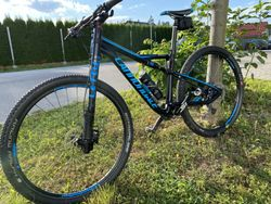 Cannondale scalpel Si 5 - Lefty