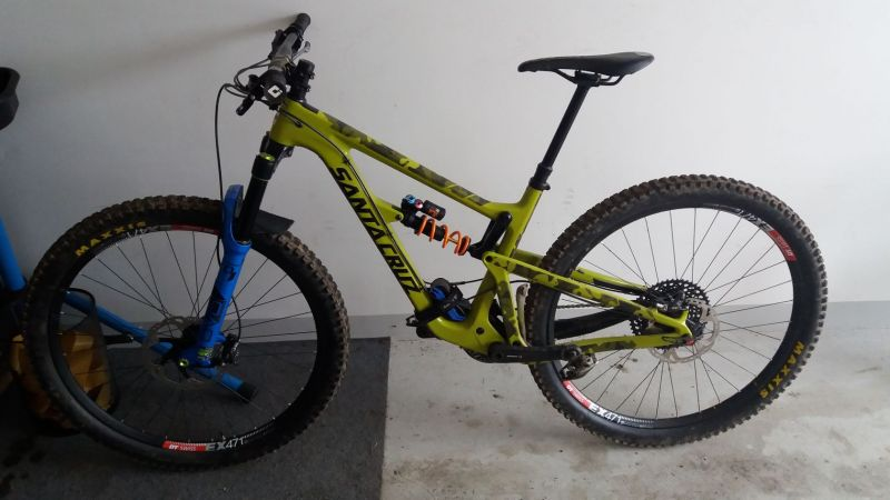 Santa cruz Hightower lt cc