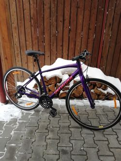 Nový Specialized Sirrus