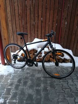 Nový Specialized Crosstrail