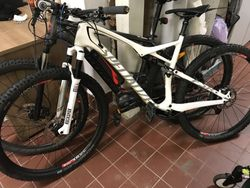 Specialized Epic Expert World Cup XL