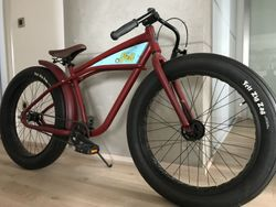 Felt Zig Zag cruiser/fat bike