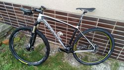 Specialized Stumpjumper HT 29, comp carbon