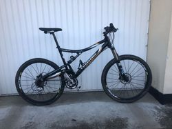 Cannondale Rush 5 SL 2008 (XL)