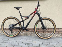 "AKCE do 28.2.!! Specialized Stumpjumper FSR carbon 29"", L"