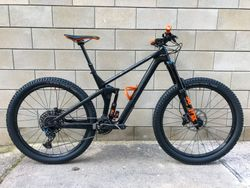 Canyon Strive CF 8.0 vel. L TOP STAV!