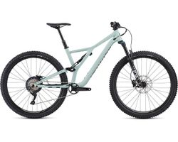Horské kolo SPECIALIZED Stumpjumper ST Comp Alloy 29 Gloss White Sage/Black 2020