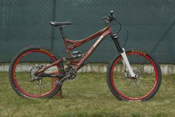 SPECIALIZED SX Trail II 2008