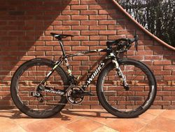 Specialized S-Works Tarmac SL5 Peter Sagan Limited Edition