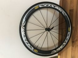 Vyplety Mavic Cosmic Carbon