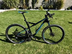 Cannondale Scalpel Si Lefty