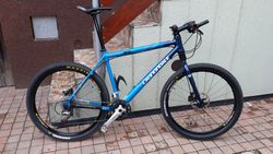 Cannondale Optimo 2006, Faty Ultra 80 mm