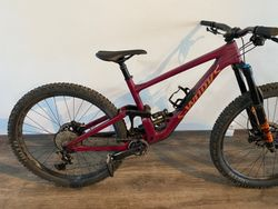 Prodám Specialized s-works Enduro Comp Carbon